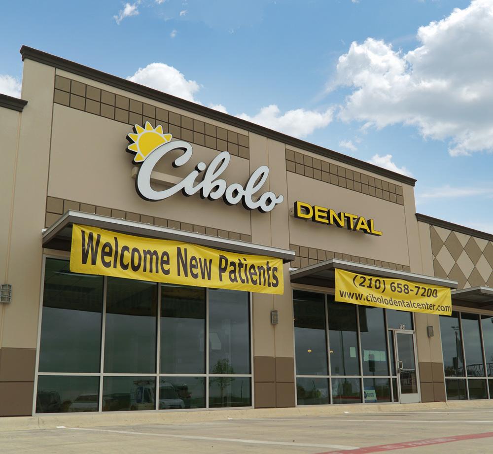 Cibolo Dental Exterior